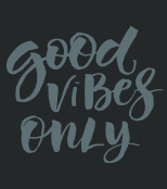 good vibes only with itsp